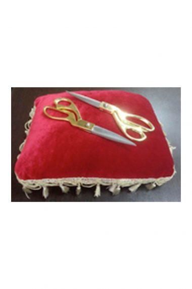 Подушка для ножниц сувенирная