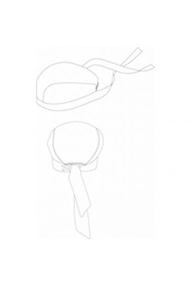Бандана мужская с резинкой