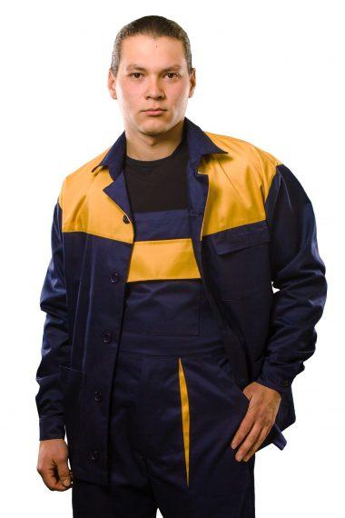 Спец-куртка на пуговицах