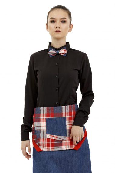 Блузка женская для бариста