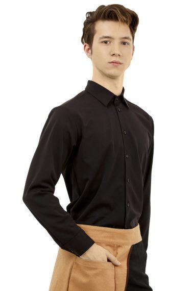 Рубашка мужская с длинными рукавами для официанта
