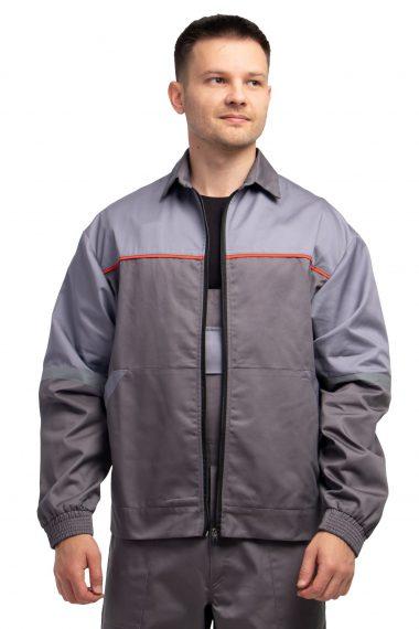 Спец куртка упрощенная для строителя