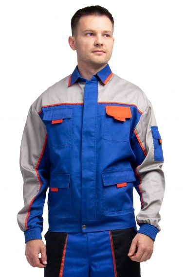 Спец куртка для монтажника