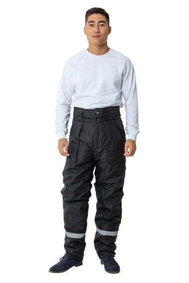 Утепленные брюки для грузчика