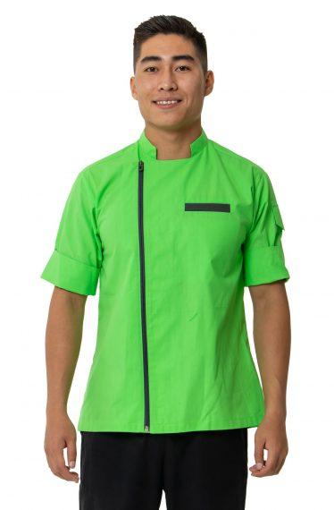 Китель-рубашка Зеленый для фаст-фуда