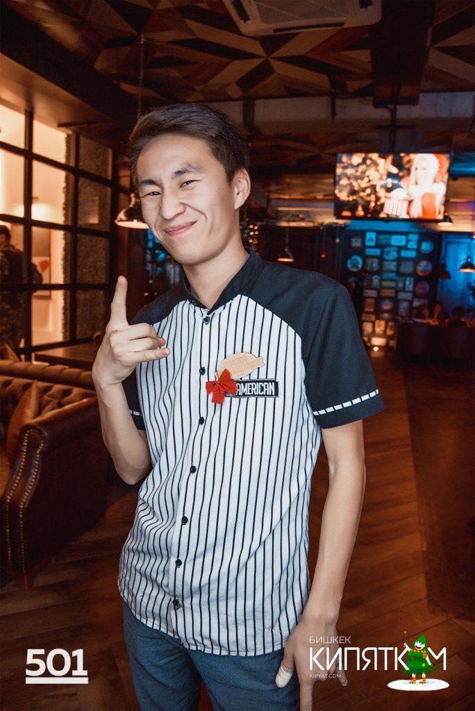 Рубашка для официанта