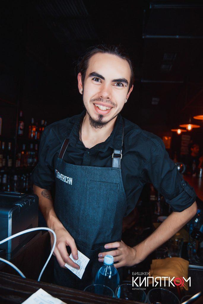 Фартук бармена