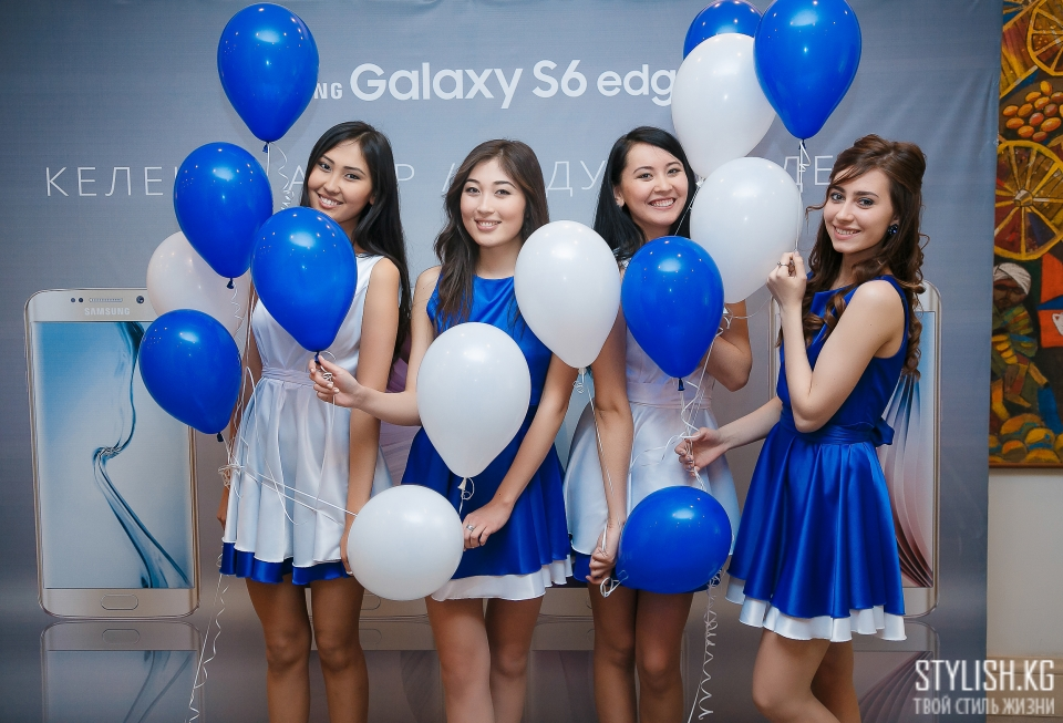 Платья для акции Samsung