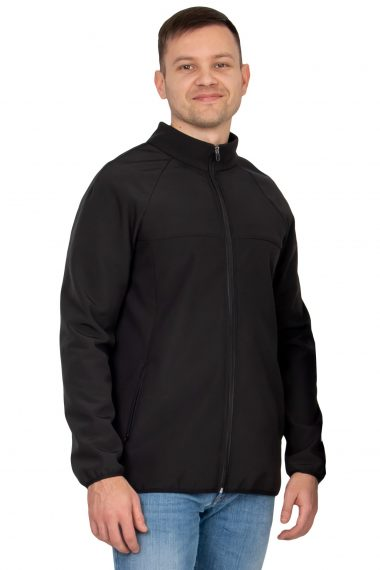 Куртка мужская с рукавами Реглан